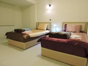 客室_ベッド