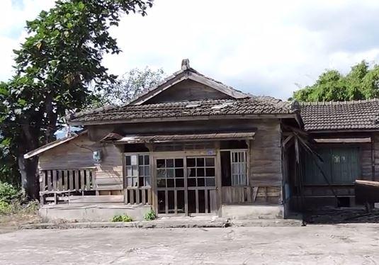 消え去る日本の歴史 旧豊田村 庄屋の家